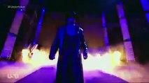 The Undertaker Returns SUMMERSLAM 2015 THE UNDERTAKER VS BROCK LESNAR WWE RAW 2015