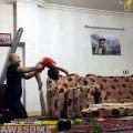Erifilly - Amazing 9 year old gymnast - video dailymotion
