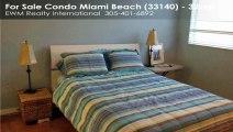 Condo For Sale: 2642 COLLINS AV Miami Beach, FL $355000