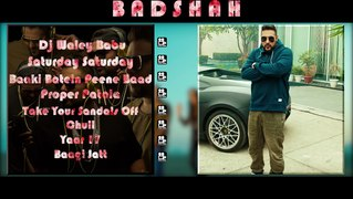 Best of Badshah - Top Songs - Jukebox