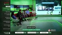 Petkovic e Levir Culpi conversam no Jogando em Casa