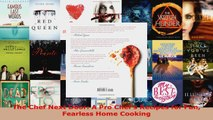 Read  The Chef Next Door A Pro Chefs Recipes for Fun Fearless Home Cooking PDF Online