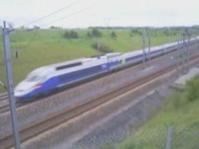 TGV au PRCI de ROEUX