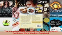 Read  The Complete Slow Cooking for Two A Perfectly Portioned Slow Cooker Cookbook Ebook Free