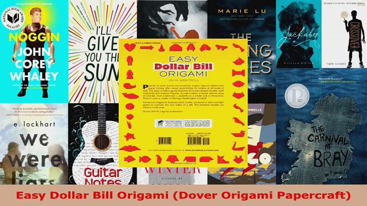 Money Origami UKULELE - GUITAR - Dollar Bill and 50 similar items | 720x1280