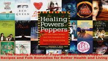 Read  The Healing Powers of Peppers With Chile Pepper Recipes and Folk Remedies for Better Ebook Free
