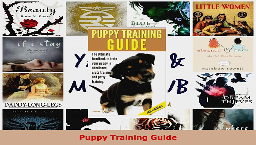 Read  Puppy Training Guide Ebook Free