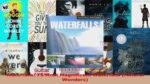 Read  Waterfalls 75 Most Magnificent Waterfalls Natural Wonders Ebook Online