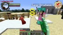 Pat and Jen PopularMMOs Minecraft EVIL JEN IS ALIVE MISSION The Crafting Dead [40]