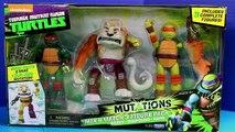 Nickelodeon Teenage Mutant Ninja Turtles TMNT Mutations Turtle Turbo Charger Mikey Dreams