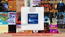 Read  Principles of Addiction Comprehensive Addictive Behaviors and Disorders Volume 1 Ebook Free