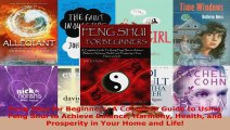 Read  Feng Shui for Beginners A Complete Guide to Using Feng Shui to Achieve Balance Harmony EBooks Online