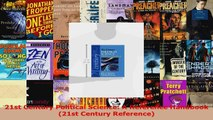 Read  21st Century Political Science A Reference Handbook 21st Century Reference Ebook Free