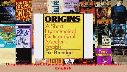 origins partridge eric