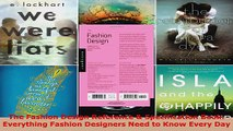 Read  The Fashion Design Reference  Specification Book Everything Fashion Designers Need to Ebook Free