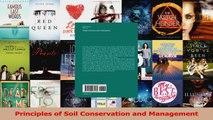 PDF Download  Principles of Soil Conservation and Management Read Online