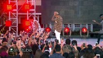 Justin Bieber Performs What Do You Mean?
