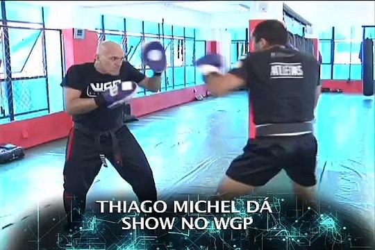 MMA Alterosa recebe o lutador Thiago Michel