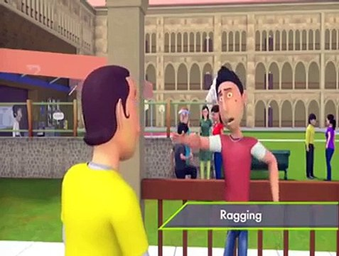 Halkat Sawal Check Out It Is So Funny(Ragging) - esptube