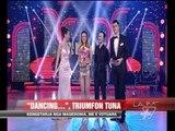 """Dancing with the Stars"", triumfon Tuna - News, Lajme - Vizion Plus"