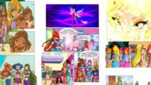 Winx Club S06E06 Daphne Sirenix And Winx Bloomix Clip (1440p)