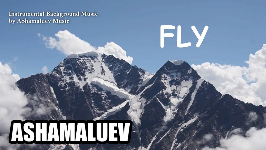 """""""Fly"""" - Calm & Inspirational Background Music For Video 