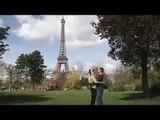 LA PYRAMIDE DU LOUVRE. NOTRE DAME DE PARIS. LA TOUR EIFFEL L'ARC DE TRIOMPHE