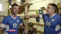 WATCH Sky Sports took their Sky Bet Championship quiz on the road