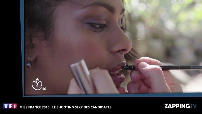 Miss France 2016 : Le shooting sexy en bikini des candidates dévoilé