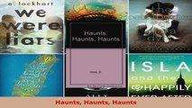Read  Haunts Haunts Haunts Ebook Free