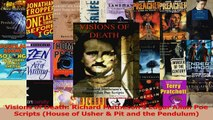 Download  Visions of Death Richard Mathesons Edgar Allan Poe Scripts House of Usher  Pit and the PDF Online