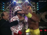 Sting saves Hulk Hogan & Randy Savage from Giant, WCW Monday Nitro 27.11.1995