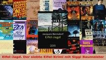 Read  EifelJagd Der siebte EifelKrimi mit Siggi Baumeister Full Ebook