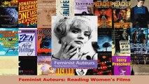 PDF Download  Feminist Auteurs Reading Womens Films Read Online