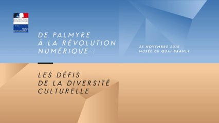 De Palmyre au numérique, les défis de la diversité culturelle : reportage