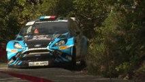 Championnat de France des Rallyes 2015 - Rallye du Var - Etape 2 : David Salanon creuse l'écart !