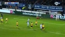 Mitchell te Vrede Penalty Goal - Heerenveen vs Roda 2 - 0 2015
