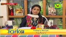 Tarka Recipe Shaljum Aur Gajar ki Subzi by Rida Aftab Masala TV P1