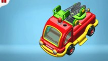 Build & Play - 3D FIRE TRUCK Puzzles Demo App - Kid's Educational iPhone (xe ti ln_ , hd online free Full 2016