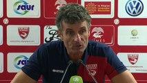 Réactions des entraîneurs après Nîmes - Tours FC