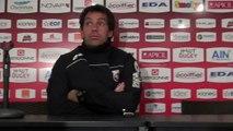 Rugby Top 14 - Stéphane Glas réagit après Oyonnax - Brive