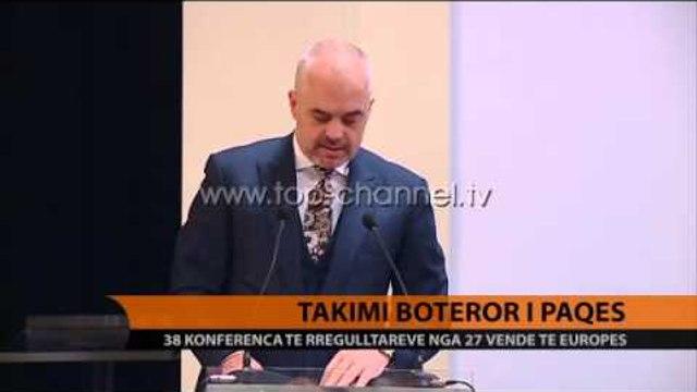 Rama: Shqipëria, shembull i tolerancës fetare - Top Channel Albania - News - Lajme