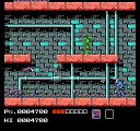 TOP 9 NINTENDO NES / FAMICOM | TEENAGE MUTANT NINJA TURTLES / GEKIKAME NINJA DEN (KONAMI, PALCOM, 1989)