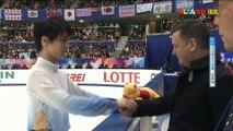 YUZURU HANYU .SP--2015 NHK Trophy