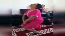 رقص مغربي اول مرة ستشاهده بدون ملابس داخلية