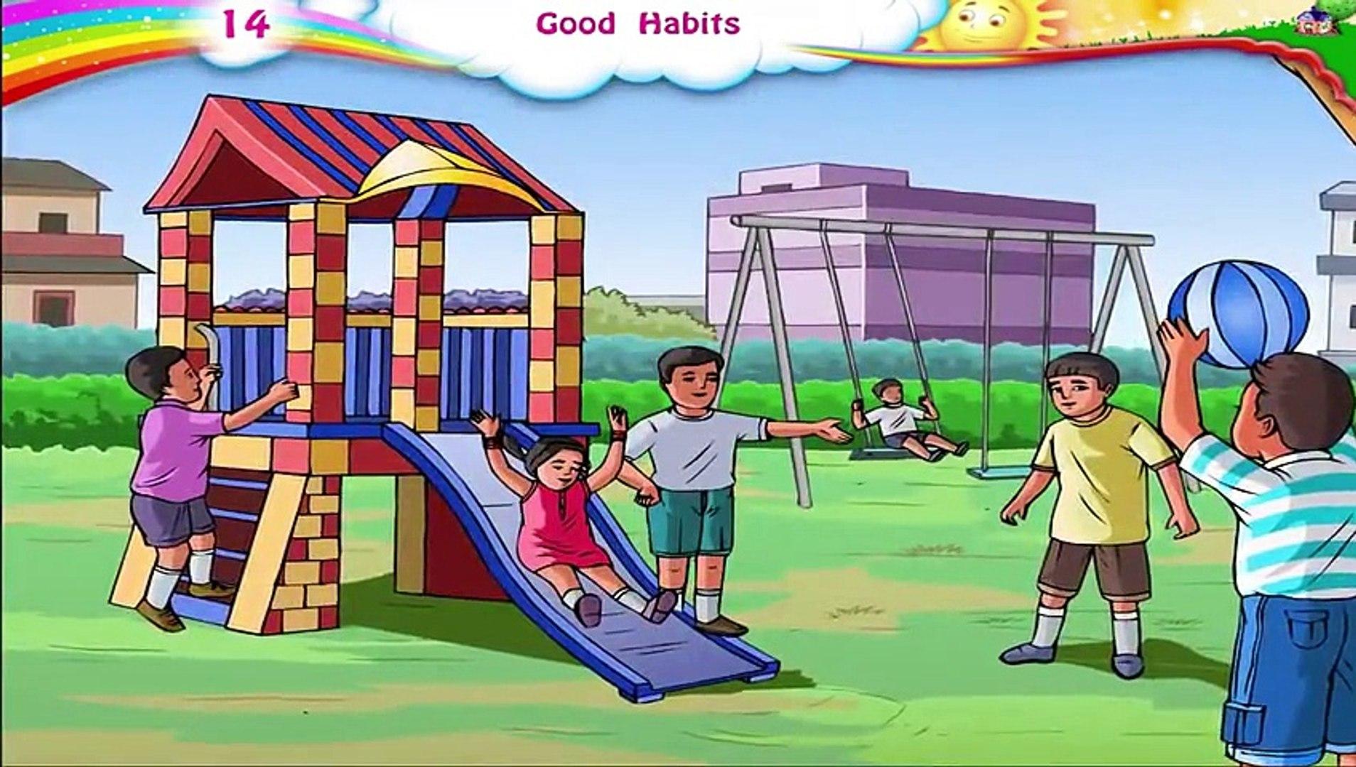 Good Habits | English Education For Kids