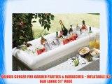 DRINKS COOLER FOR GARDEN PARTIES