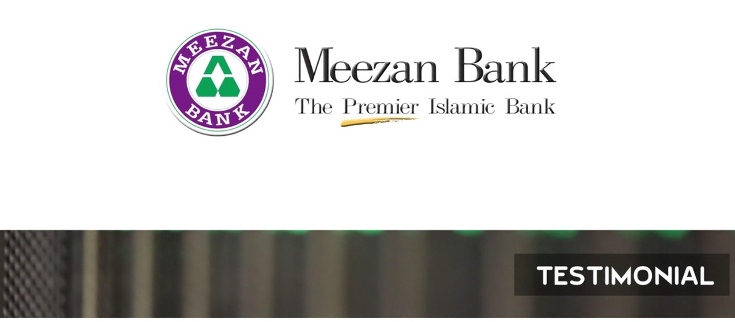 GBM PAKISTAN CUSTOMER TESTIMONIALS - MEEZAN BANK