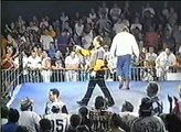 Funks vs Public Enemy Barbed Wire Match Part 1