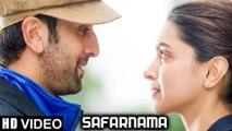 Safarnama HD Video Song Tamasha 2015 Ranbir Kapoor, Deepika Padukone | New Bollywood Songs
